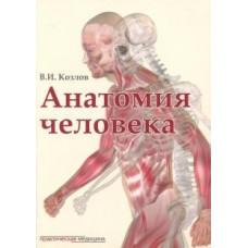 Козлов В.И.   Анатомия человека. Учебник