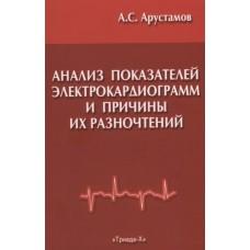 Арустамов А.С.   Анализ показателей ЭКГ